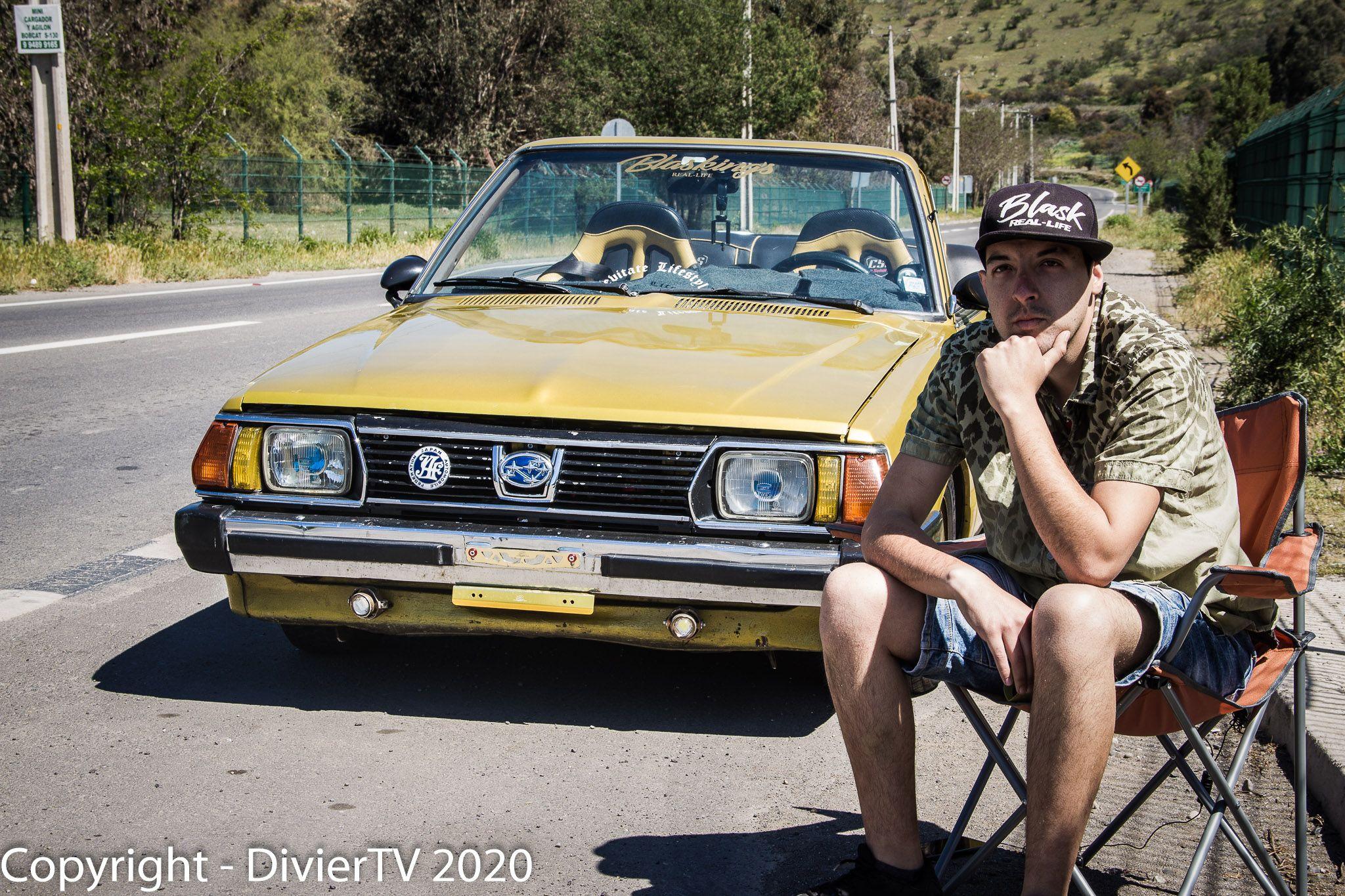 Alexis Berrios y la Historia del Subaru Leone